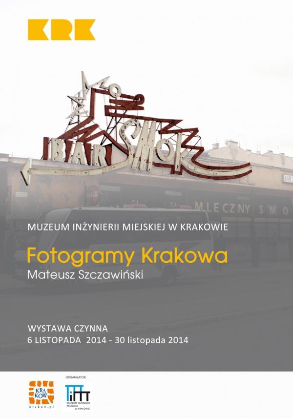 Fotogramy Krakowa Mateusz Szczawiński