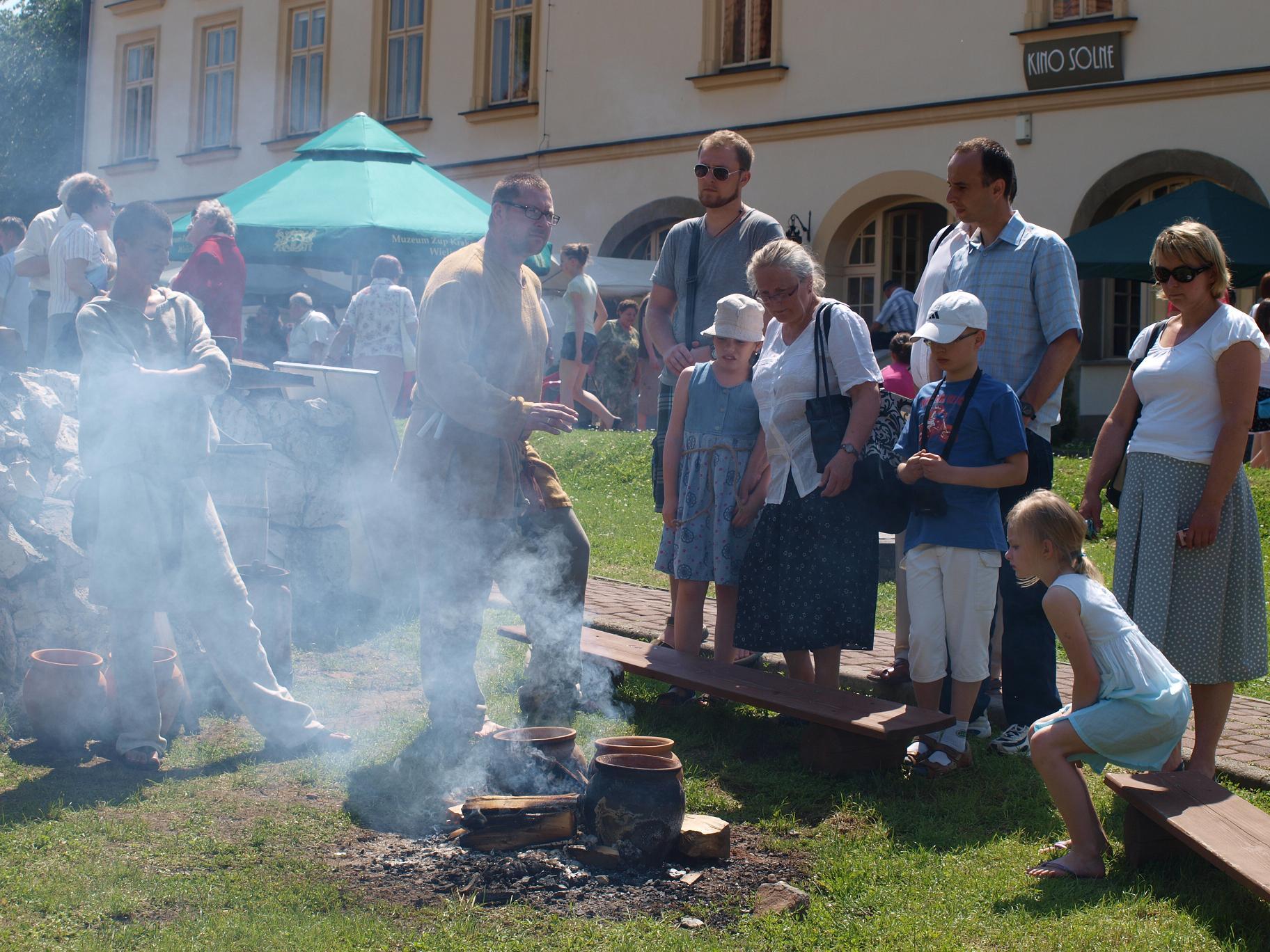 European Heritage Days in Wieliczka Museum