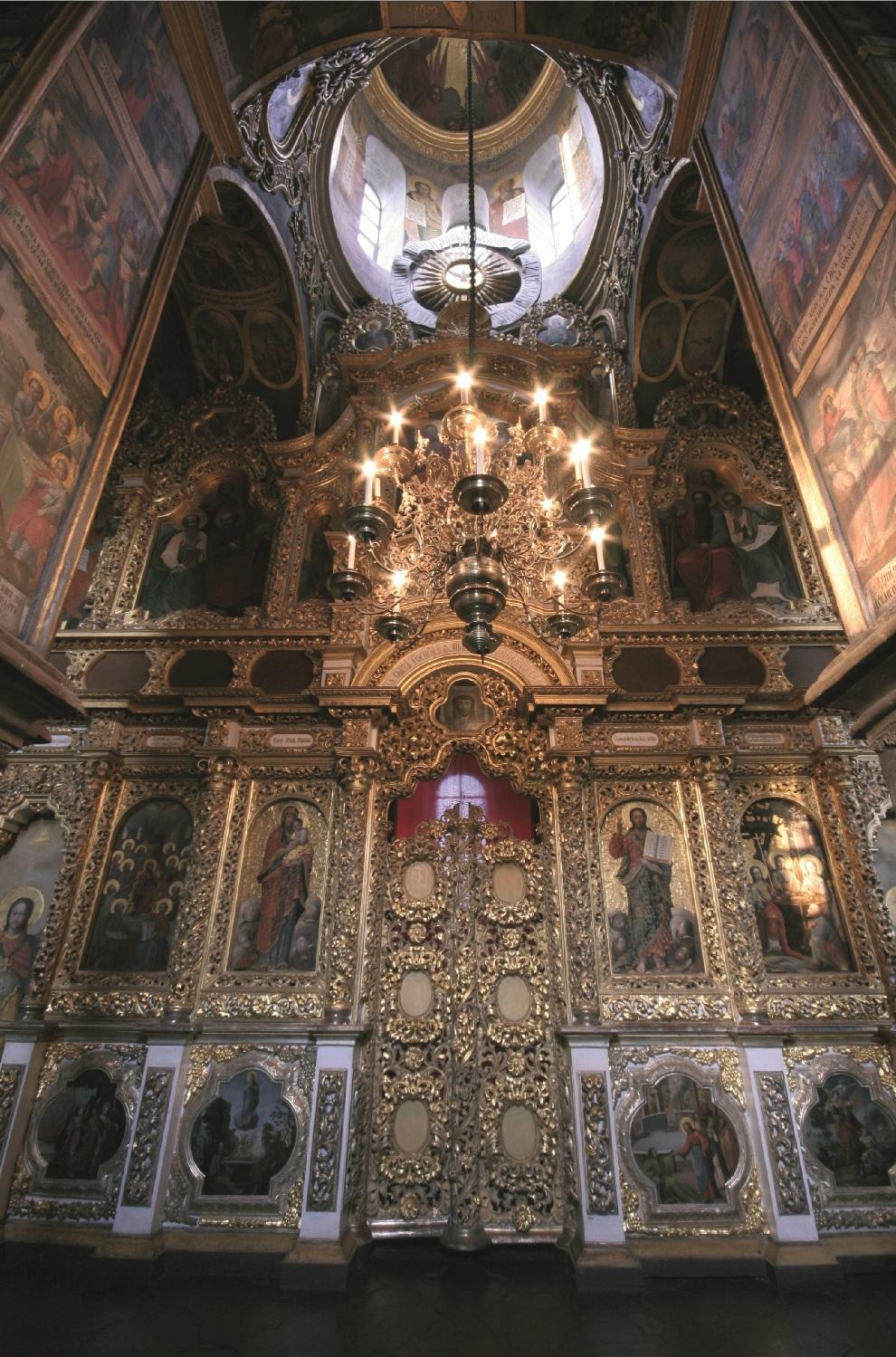 13 Ikonostas w Cerkwi Świętej Trójcy, XVIII w.1jpg