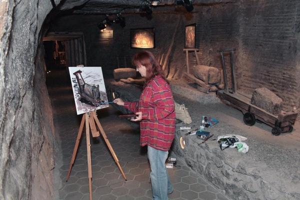 Uroki Wielickiego muzeum