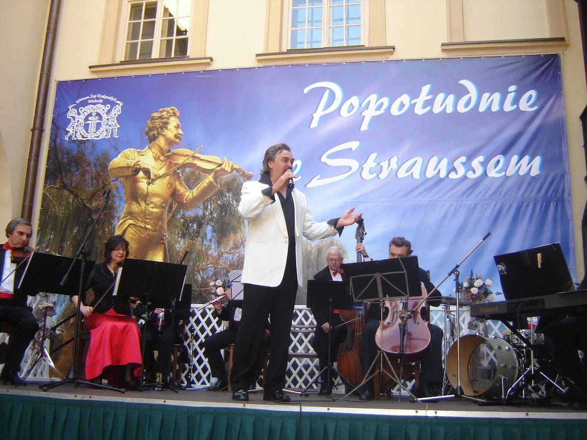Jan Zakrzewski - Popołudnie ze Straussem
