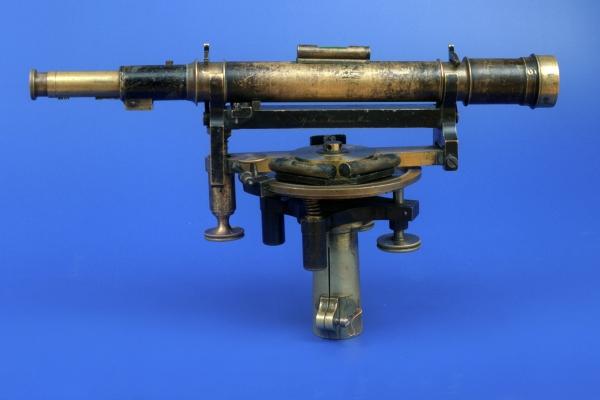 Niwelator, XIX - XX w - Muzeum Żup Krakowskich Wieliczka