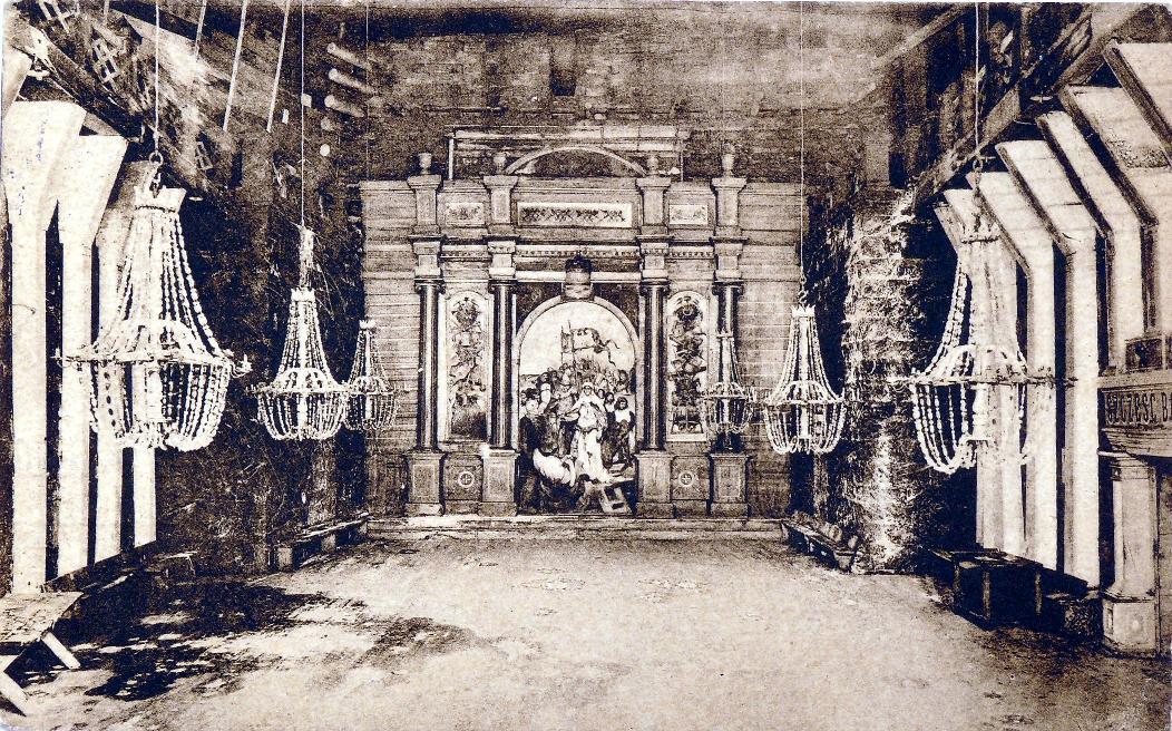 Sala balowa Łętów4