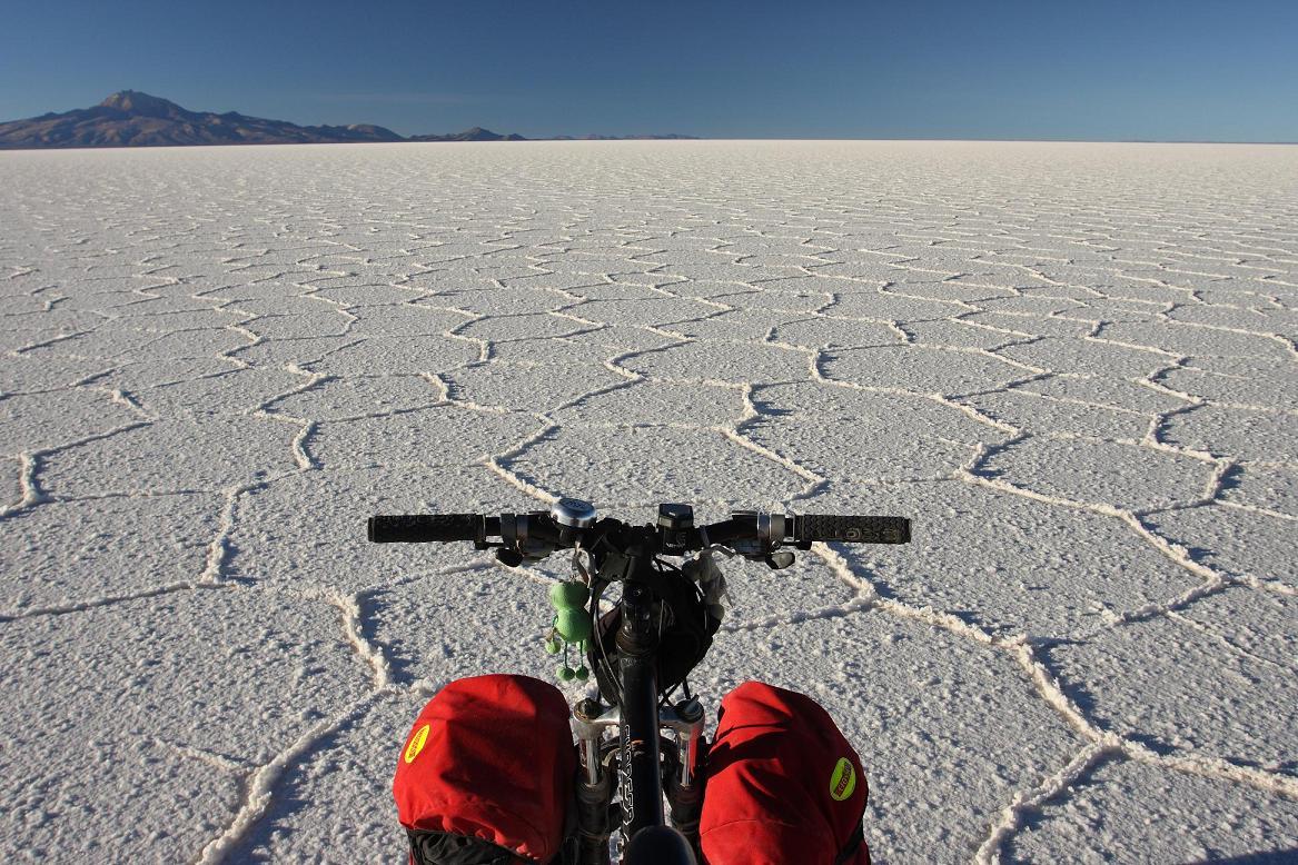Salar de Uyuni, Boliwia – fot. Piotr Strzeżysz
