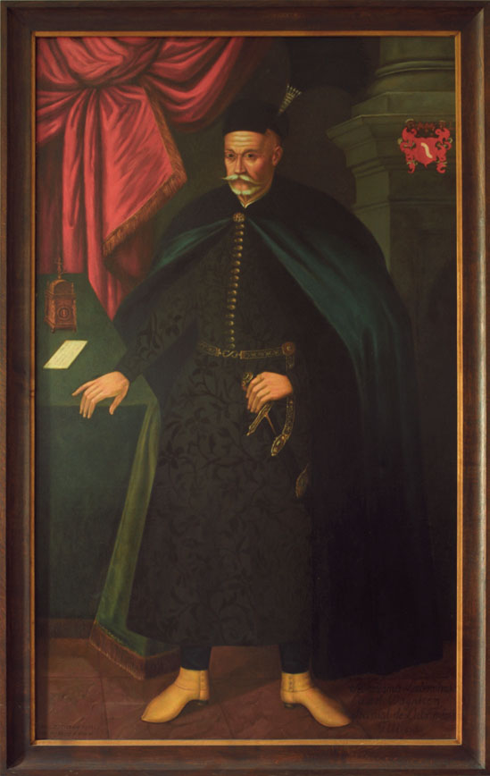 Sebastian Lubomirski, żupnik żup krakowskich