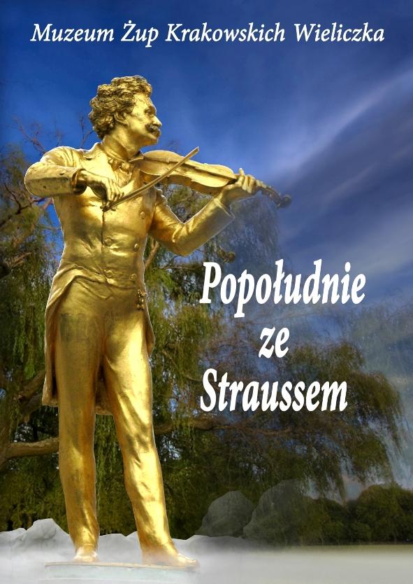 Z muzyką Straussów w wielickim zamku