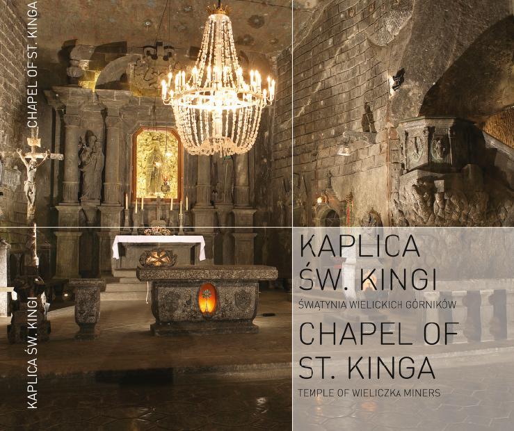 album Kaplica Św. Kingi okładka, fot. P. Chwalba