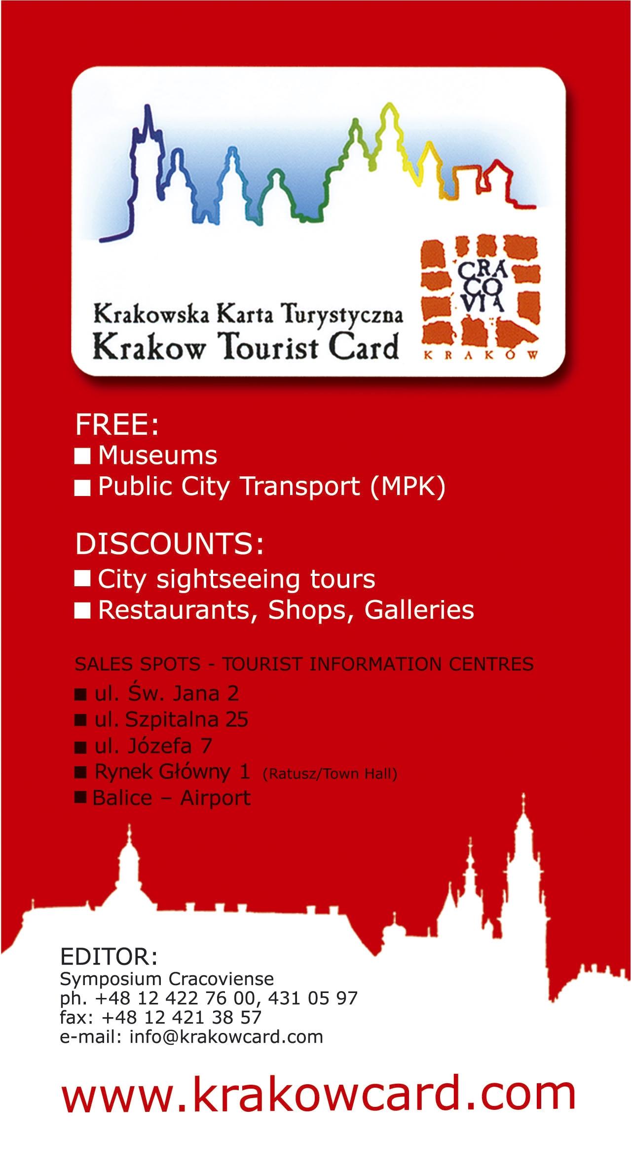 Krakowska Karta Turystyczna