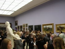 Welcome reception - The Gallery of the 19th century Polish art in Sukiennice